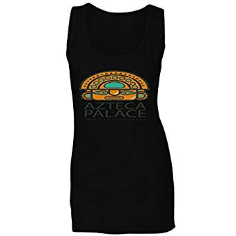 Palacio Azteca Mexicano camiseta