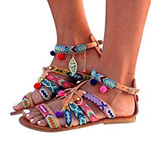 Amlaiworld Sandalias mujer sandalias mujer verano