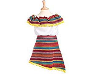 nuevo estilo 30f30 ba3f1 ▷ FALDAS MEXICANAS - Todo en demexicanas.com