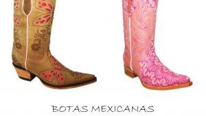 botas mexicanas bonitas