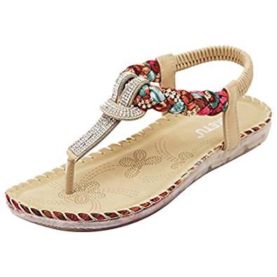 sandalias artesanales mexicanas