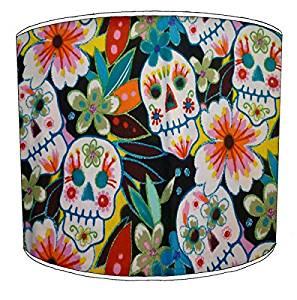 lamparas diseño calaveras mexicanas
