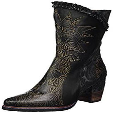 botas rancheras mexicanas de mujer